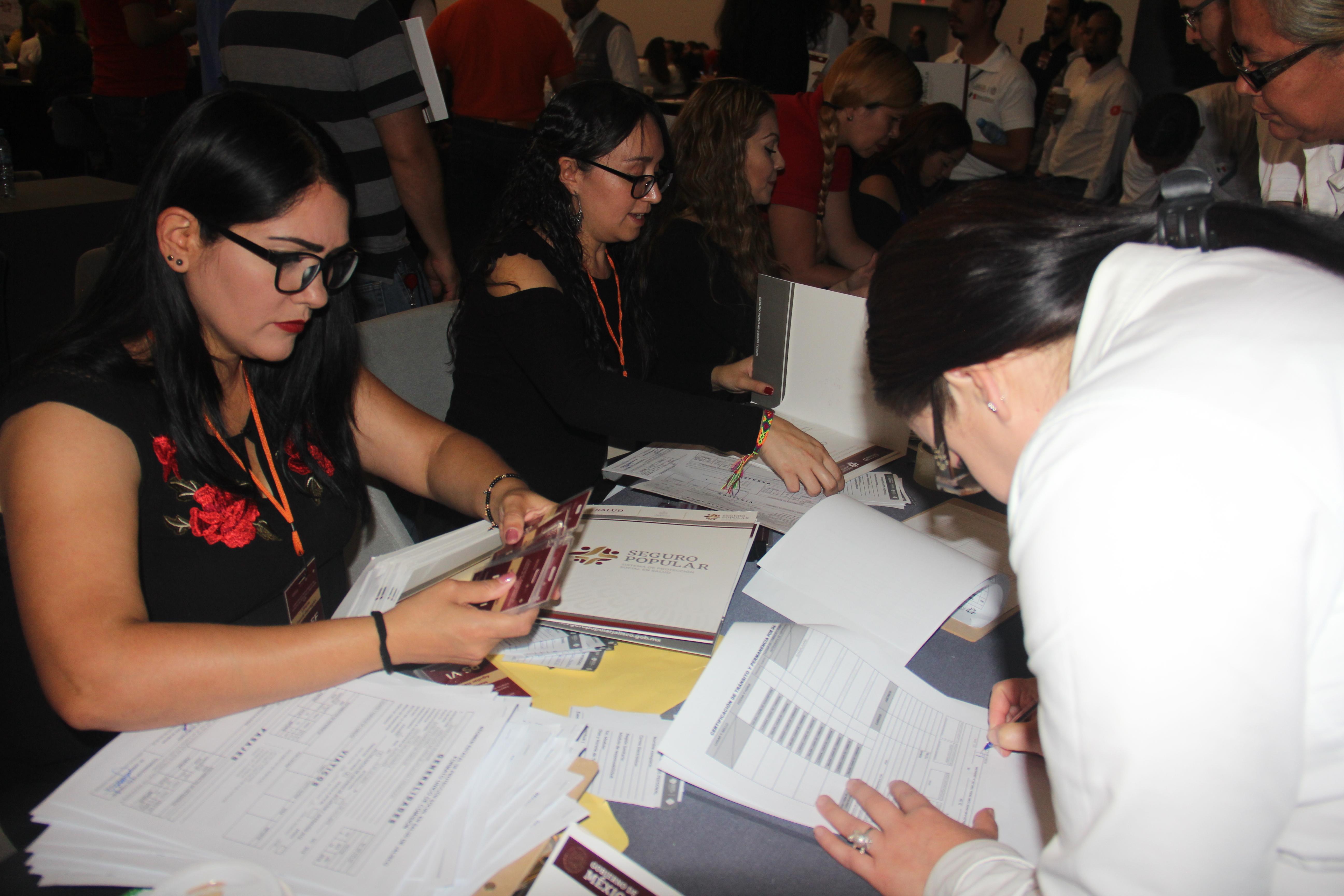Capacita Seguro Popular A Personal De Afiliación De Jalisco