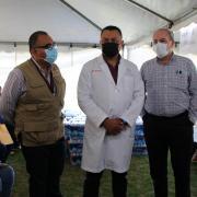 Vacunación contra COVID-19 Cabecera Municipal de Zapotlanejo