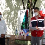 Firma de convenio CAMEJAL y Cruz Roja