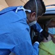 Vacunación Covid_19 Estadio Akron Zapopan