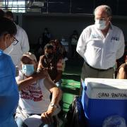 Vacunación Adulto Mayor contra el COVID-19 El Salto y Juanacatlán