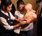 Cumple Jalisco con meta de vacunación contra influenza en grupos vulnerables
