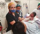 El primer bebé del 2020 de Jalisco nació en el HMIELM